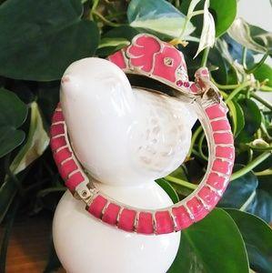 Jewelry - Pink Elephant Bracelet